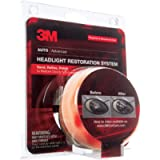 3M Headlight Lens Restoration System, (39008)