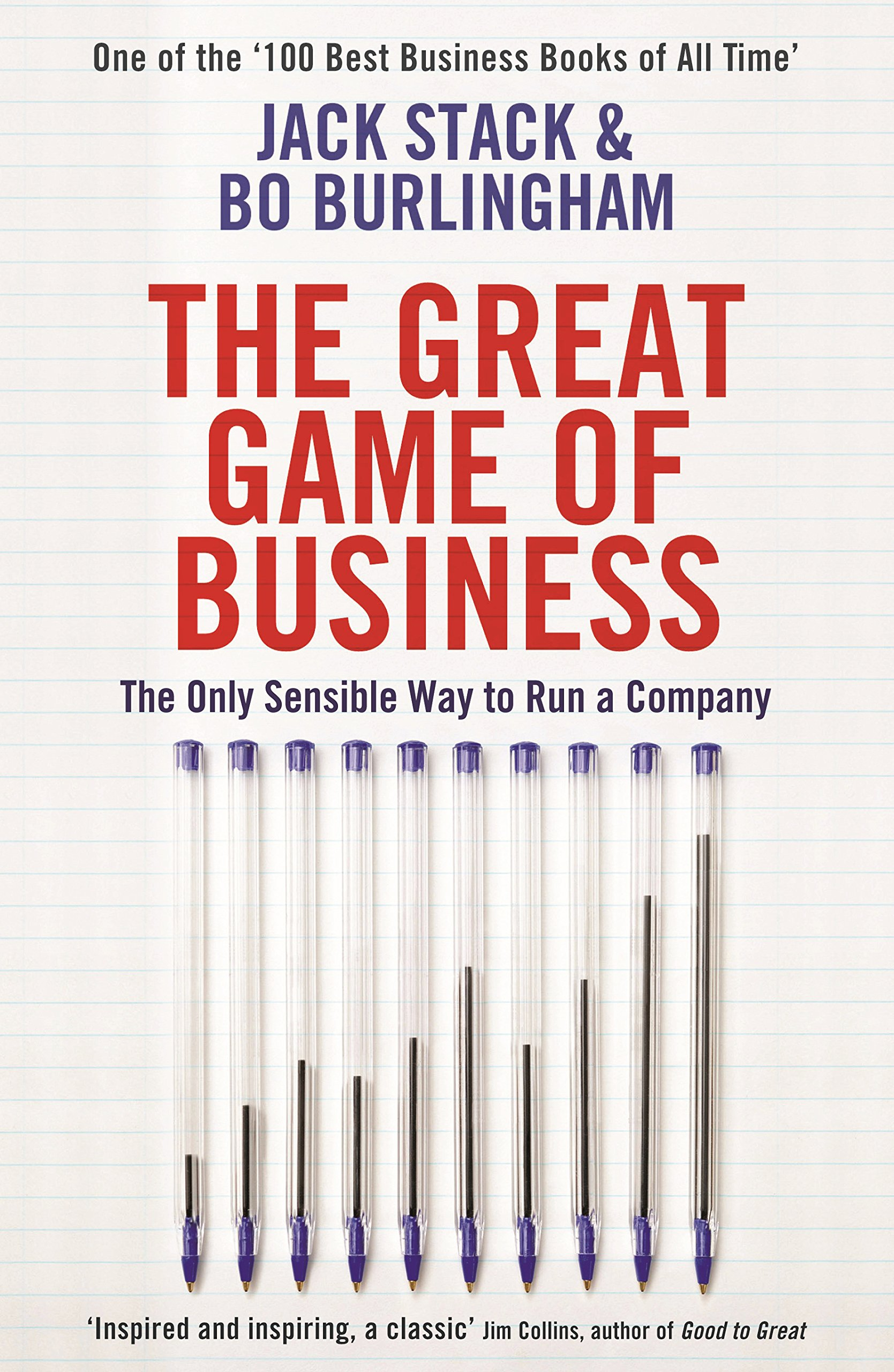 The Great Game of Business: The Only Sensible Way to Run a Company pdf