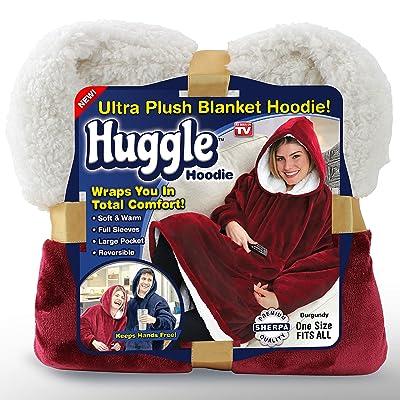 Ontel Huggle Hoodie