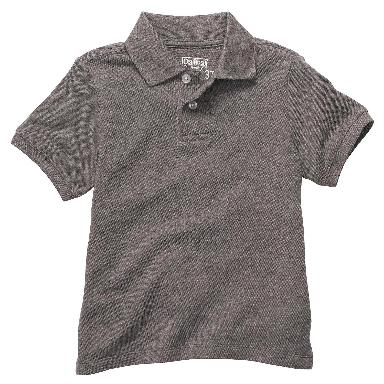 OshKosh B'Gosh Boys Short-Sleeve Piqué Polo (2T-12)