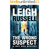 The Wrong Suspect (A Lucy Hall Mystery Book 3)