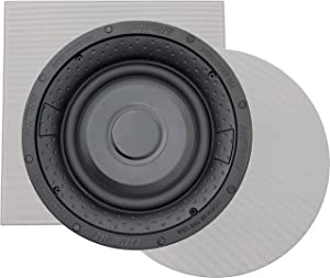Earthquake Sound SUB8 Passive in-Wall/in-Ceiling 8