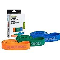 BLACKROLL® Super Band - fitnessband. trainingsband/gymnastiekband/sportband voor stabiele spieren met verschillende…