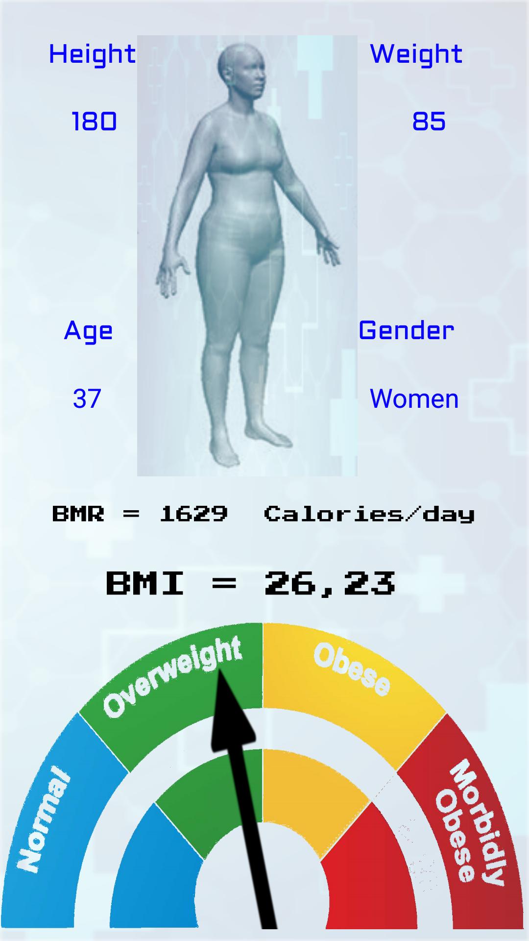 Bmi 26