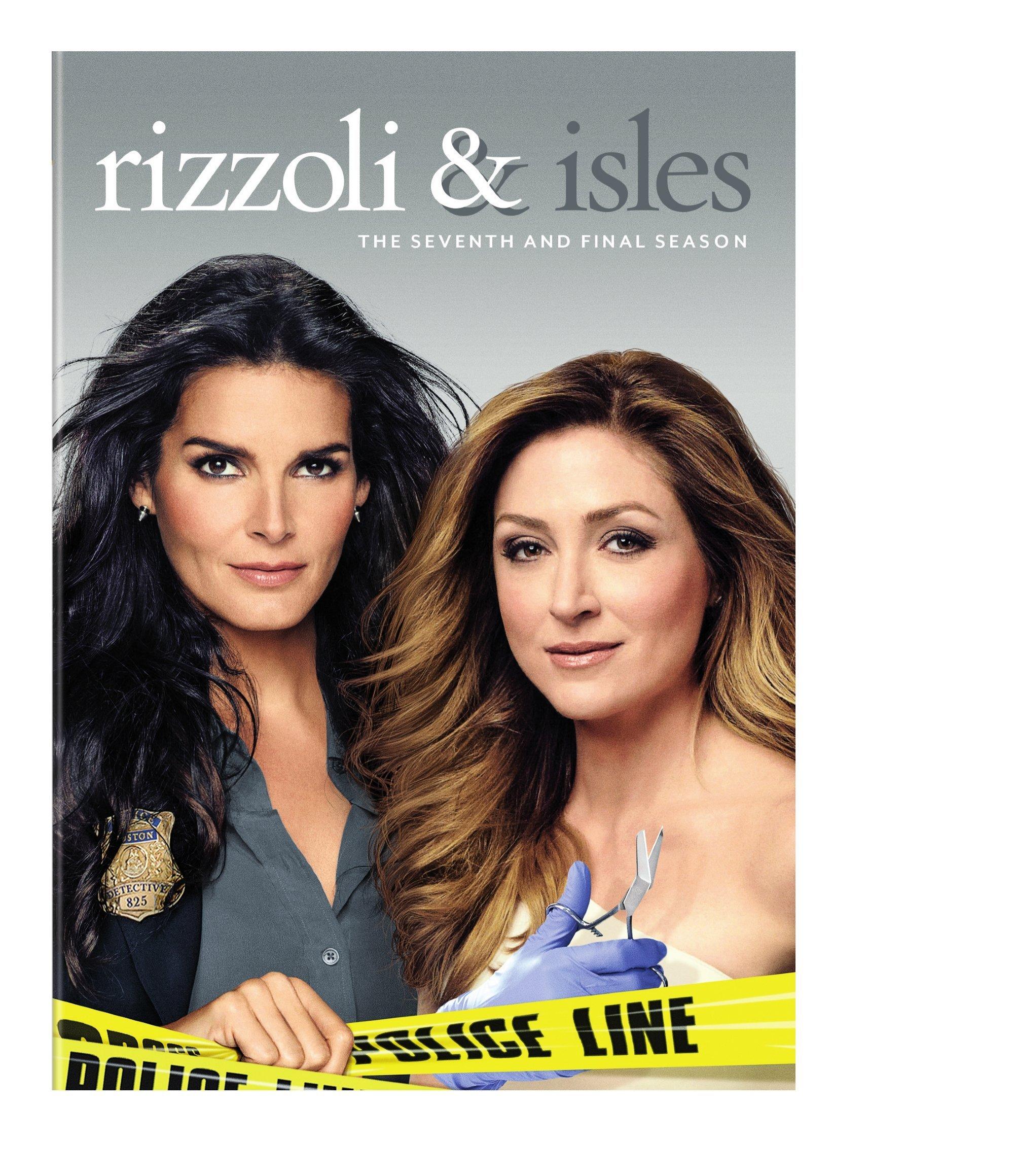 Rizzoli Isles Complete 0883929563296