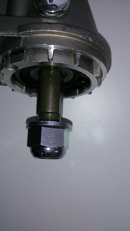 Engranaje cónico Adaptable para desbrozadora Stihl FS 500 y ...