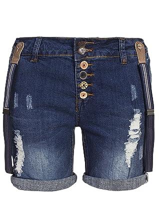Kurze jeans damen boyfriend