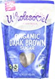 Wholesome Sweeteners Fair Trade Organic Dark Brown Sugar, 24 Ounce