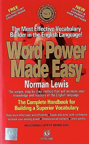 Word Power Made Easy Paperback � Jun 2017