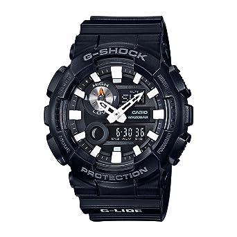 dbe969634d3 Amazon.com  Casio G-Shock GAX-100 G-Lide Series Watches - Black ...
