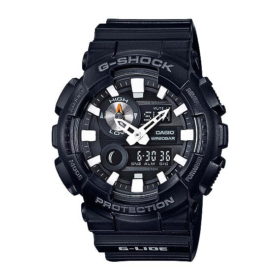 Casio De los hombres Watch G-SHOCK G-LIDE Reloj GAX-100B-1A: Amazon.es: Relojes