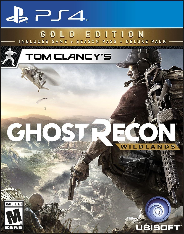 Amazon.com: Tom Clancys Ghost Recon Wildlands (Gold Edition ...