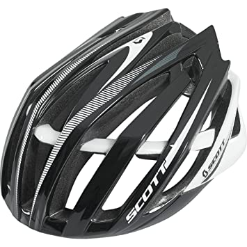 Scott 2233161007 - Casco de ciclismo, color negro, talla M