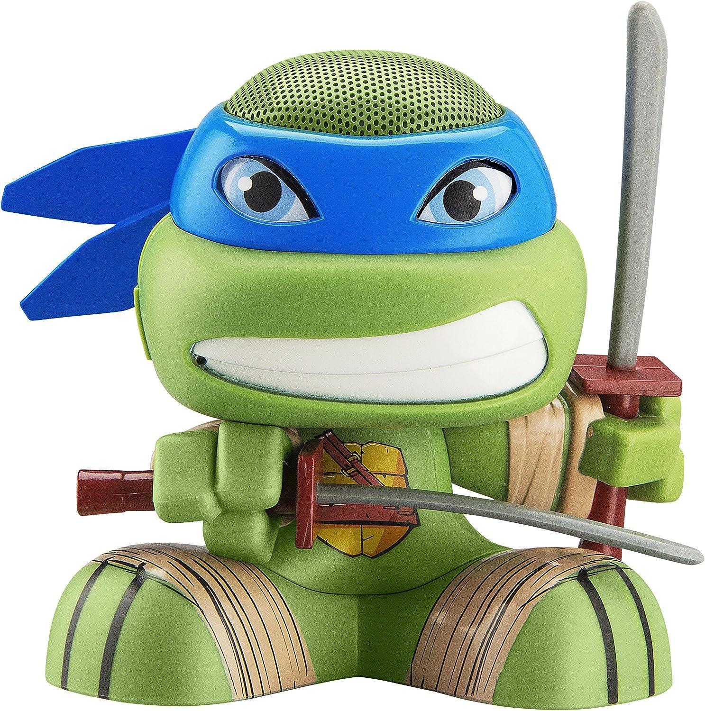 Amazon.com: Nickelodeon iHome Teenage Mutant Ninja Turtles ...