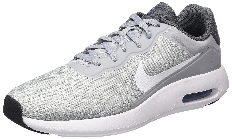 Nike Air Max Modern Essential, Zapatillas para Hombre, Gris (Wolf Grey/White-Dk Grey-Game Royal-White), 47 EU