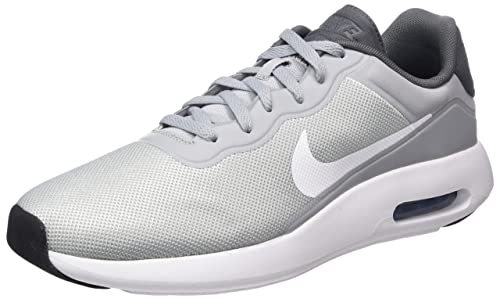 Nike Air MAX Modern Essential, Zapatillas para Hombre, Gris (Wolf dk Grey-Game Royal-White), 47 EU: Amazon.es: Zapatos y complementos