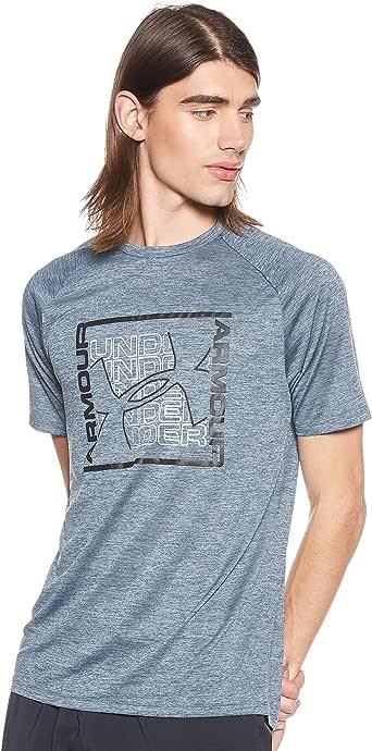 Under Armour Men's UA Tech Graphic Ss T-Shirt