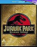 Jurassic Park Trilogy [Blu-ray + UV Digital Download] [2015] [Region Free]