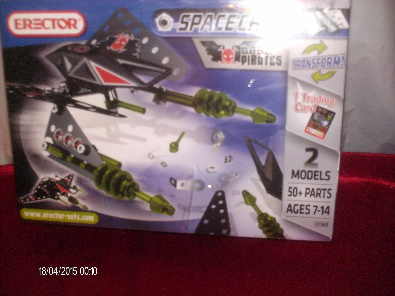 Dark Pirates Erector Drones Space Chaos