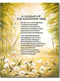 photograph regarding Legend of the Dogwood Tree Printable titled : Legend of the Dogwood Tree Christian Spiritual