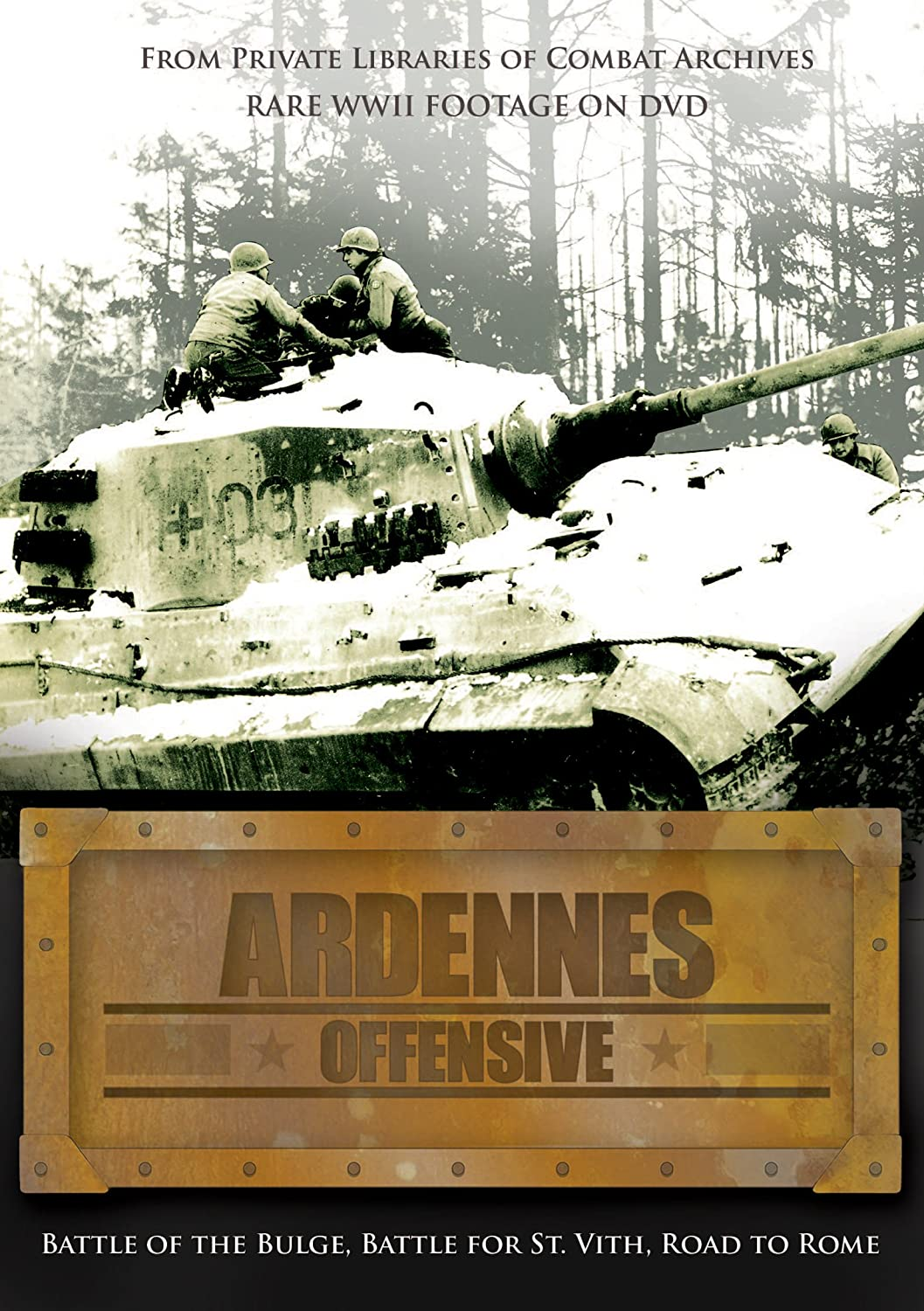 Ardennes Offensive [DVD] [Import]