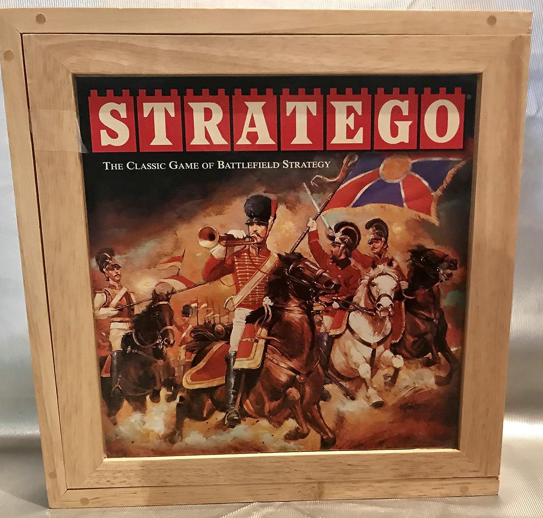 Stratego [並行輸入品] Nostalgia Hasbro by Hasbro Stratego [並行輸入品] B0001AGYFY, VALUE BOOKS:72ae8ff6 --- arvoreazul.com.br