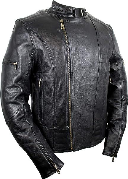 MDM Motorrad Biker Jacke