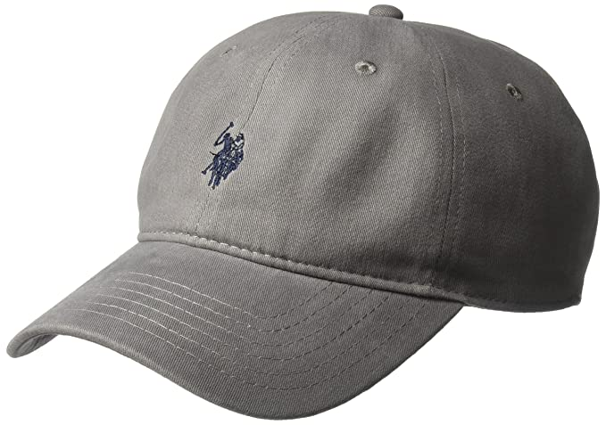 U.S. Polo Assn. Men s Washed Twill Baseball Cap 680707361a9