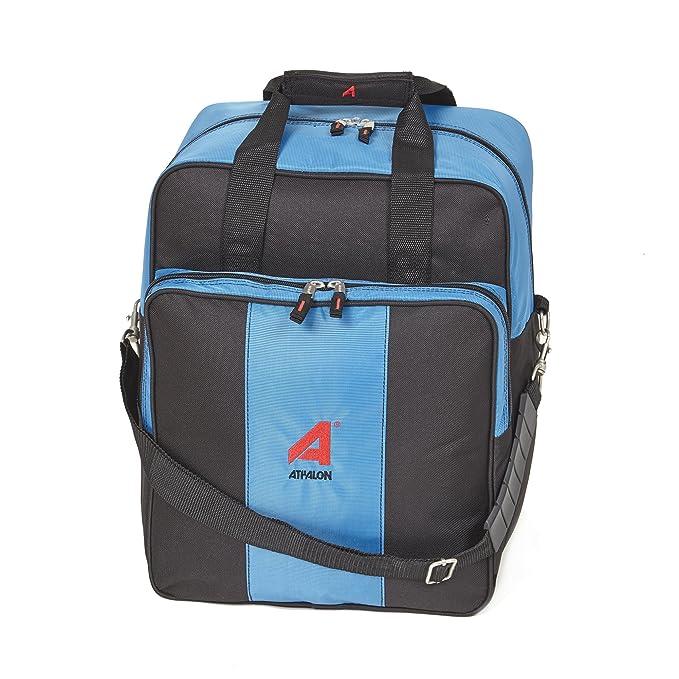 Amazon.com: Athalon Deluxe - Bolsa de esquí y botas de dos ...