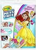 Crayola 75-2496.0054 Disney Princess Colour Wonder Coloring Pad & Markers Set