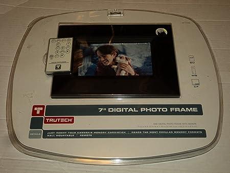 Amazon.com : 7\'\' Digital Photo frame with frame : Electronics