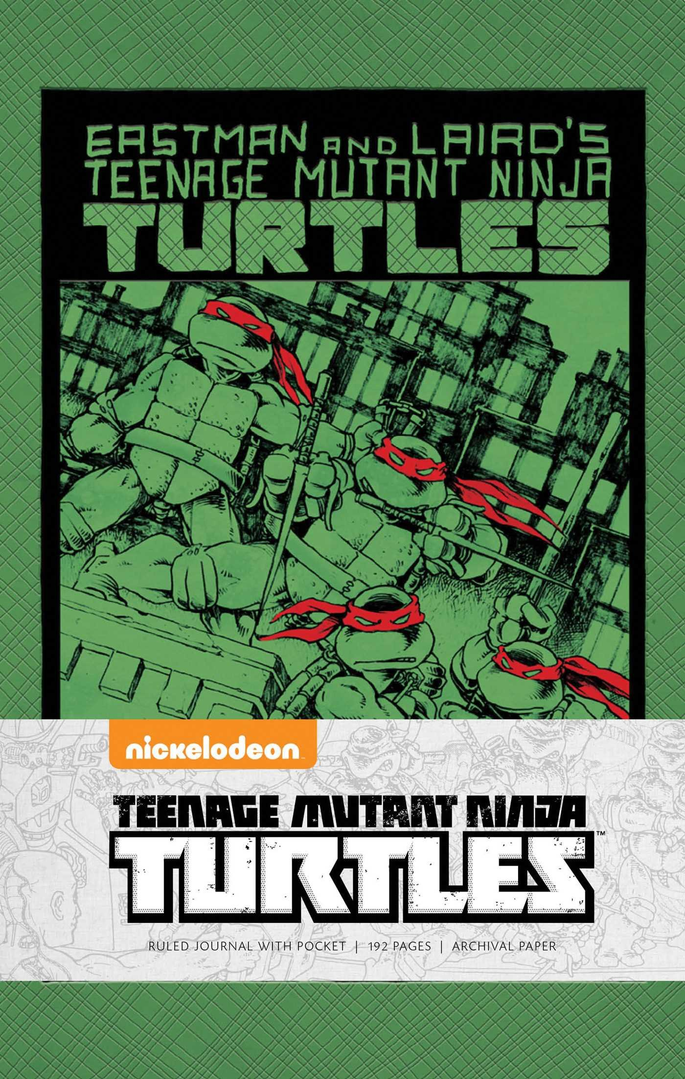 teenage mutant ninja turtles classic hardcover ruled journal insights journals