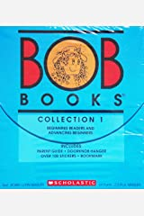 Bob Books, Collection 1: Beginning Readers and Advancing Beginners Paperback