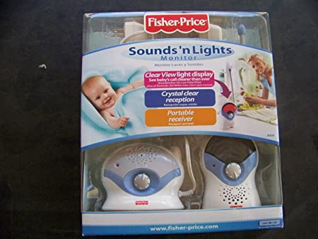 Fisher Price Sounds n Lights Monitor