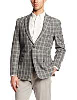Tommy Hilfiger Men's Ethan Plaid Sportcoat