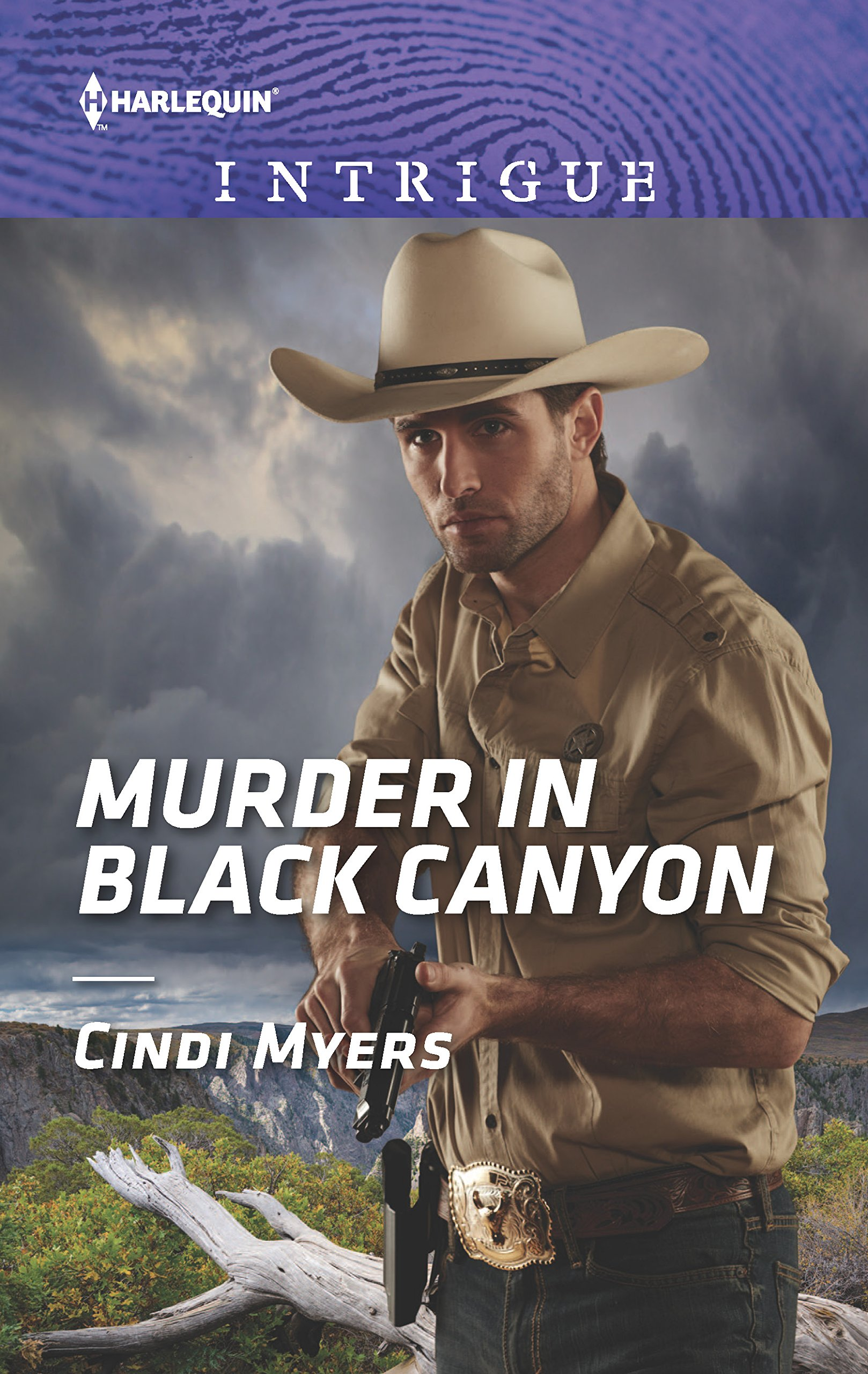 Download Murder in Black Canyon (The Ranger Brigade: Family Secrets) ebook