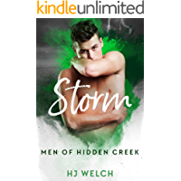 Storm (Men of Hidden Creek)