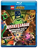 LEGO DC Comics Super Heroes: Justice League: Gotham City Breakout [Blu-ray]