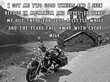 Amazon.com: Motocicleta Cartel Póster de motocicleta Harley ...