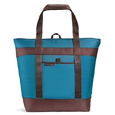 Rachael Ray 5061RR1607 Insulated Bag Jumbo Chillout Tote, XL, Marine Blue