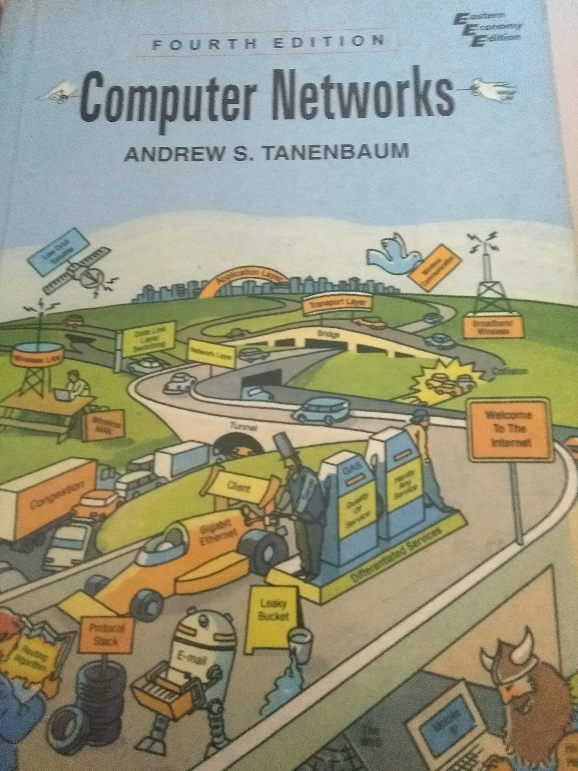 Buy Computer Networks (Old Edition) Book Online at Low Prices in