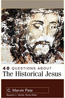 40 questions about the historical jesus 40 questions and answers series 40 questions
