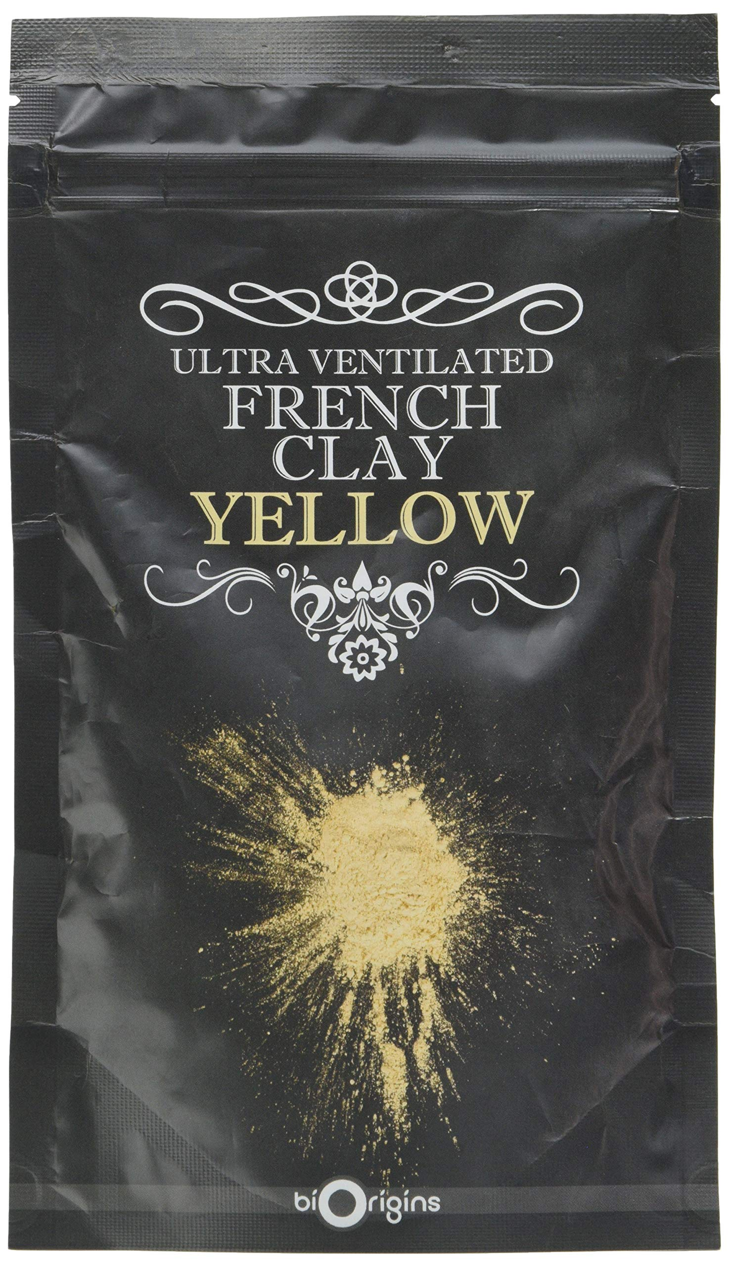 Yellow Ultra Ventilated French Clay - 100g