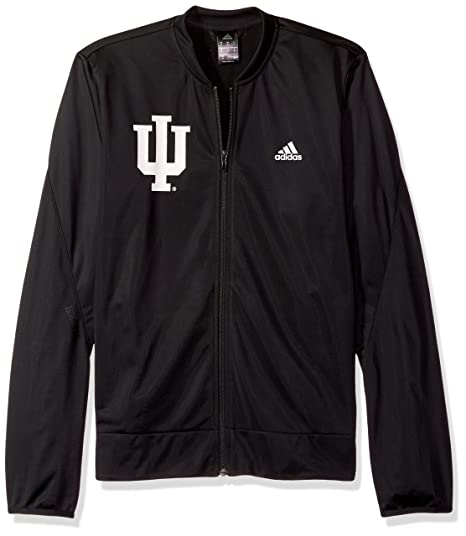 new products 387a4 d55cf adidas NCAA Indiana Hoosiers Mens On Court Warm-Up Jacketon Court Warm-Up  Jacket