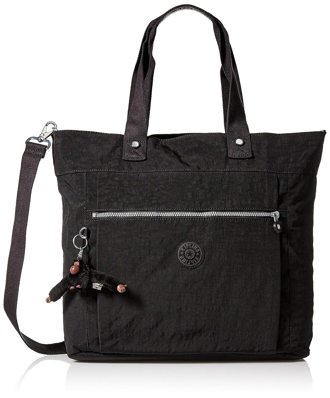 Kipling Women s Lizzie Laptop Tote Bag, Removable, Adjustable Crossbody Strap, Zip Closure