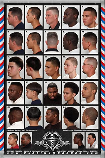Barber Shop Haircuts Pictures 45