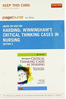 Winninghams critical thinking cases in nursing elsevier ebook on winninghams critical thinking cases in nursing elsevier ebook on intel education study retail access fandeluxe Gallery