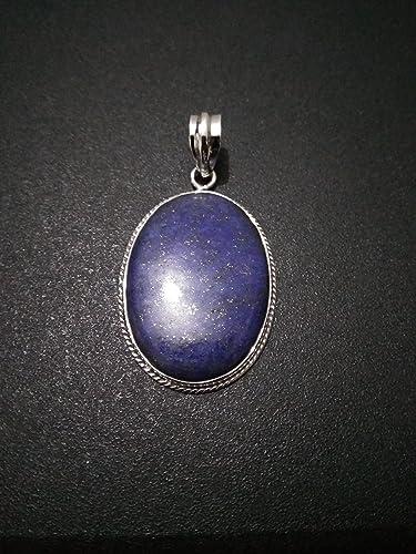 Amazon lapis lazuli pendant sterling silver pendant silver lapis lazuli pendant sterling silver pendant silver pendant blue pendant handmade pendants aloadofball Gallery