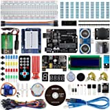 Arduino用 UNO R3キット Smraza 初心者スターターキット UNO R3 とMega2560 Nano 100%互換(日本語チュートリアル付き)