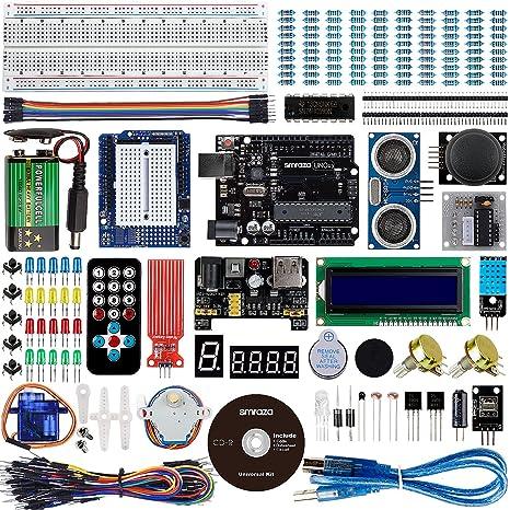 Pdf kit arduino starter book